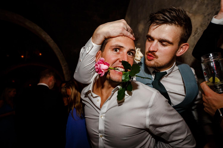a Villa Catignano wedding photos