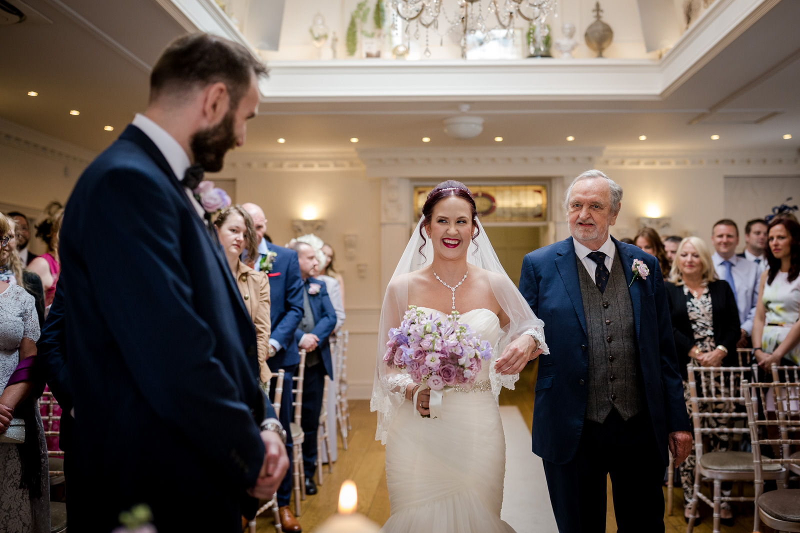 Wedding at Ashfield House