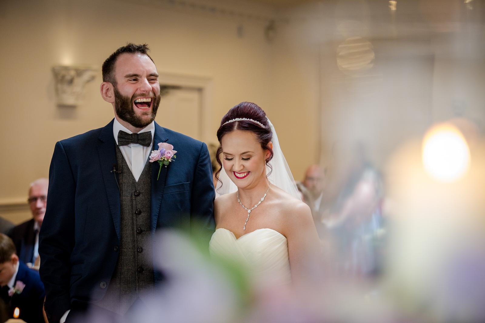 Ashfield House Wedding in Wigan