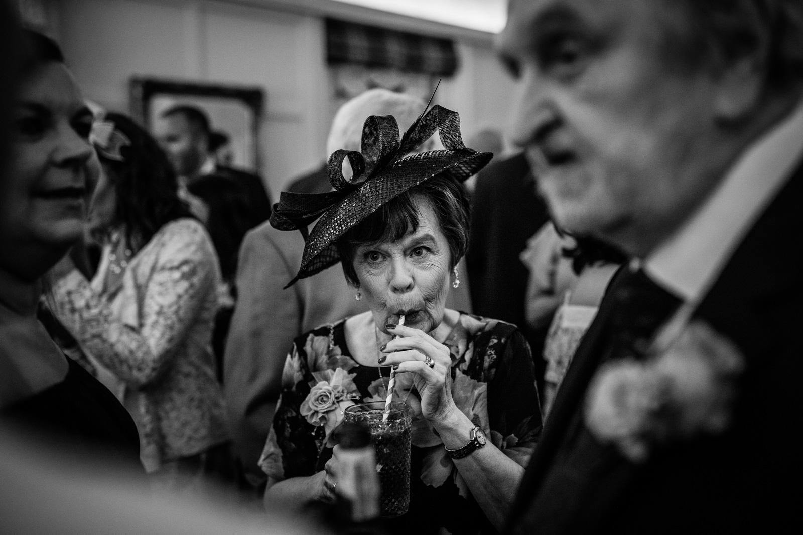 Ashfield House Wedding Reception