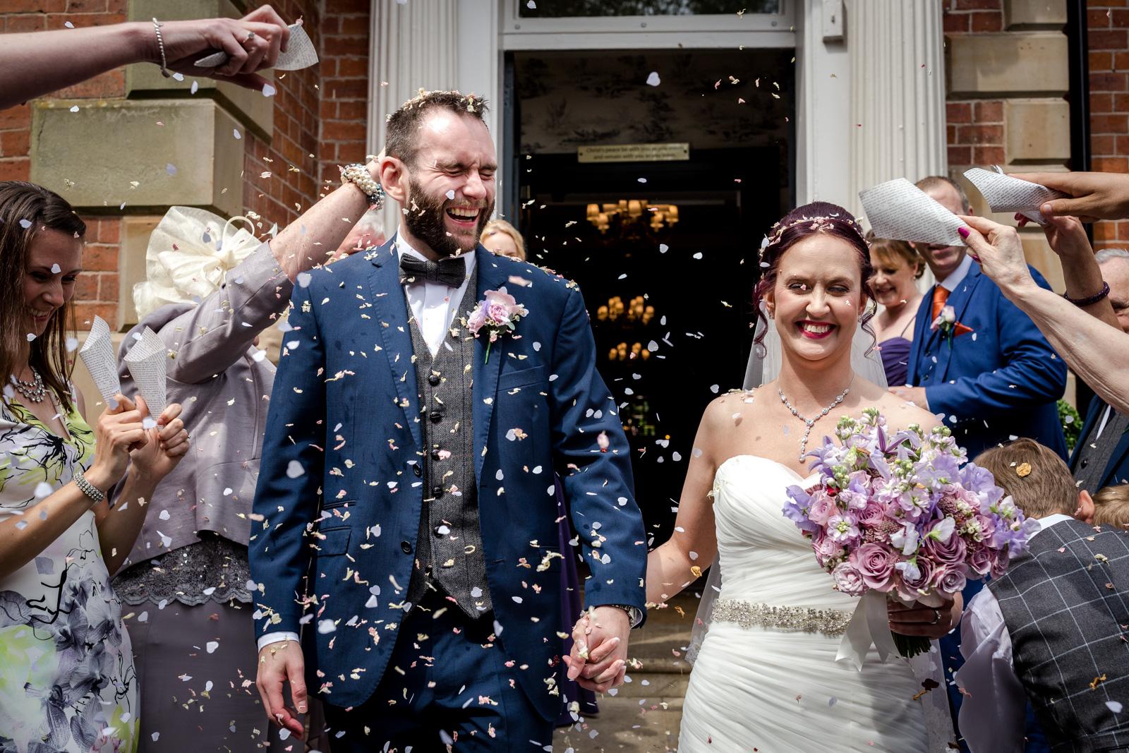 Ashfield House Wedding Speeches