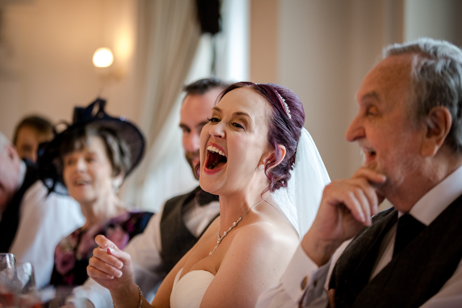 Wedding Party at Ashfield House