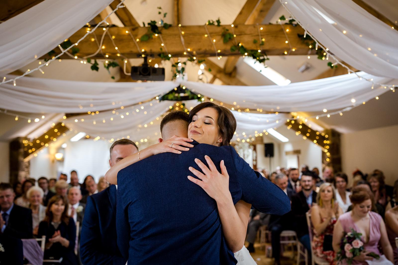 Beeston Manor Wedding in Preston