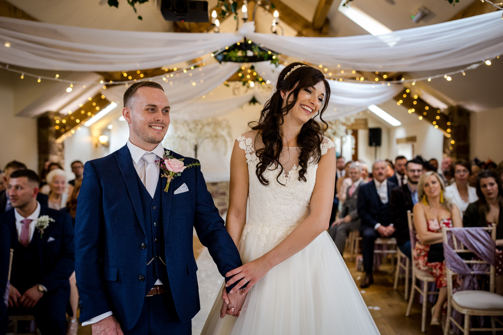 Beeston Manor Wedding in Lancashire