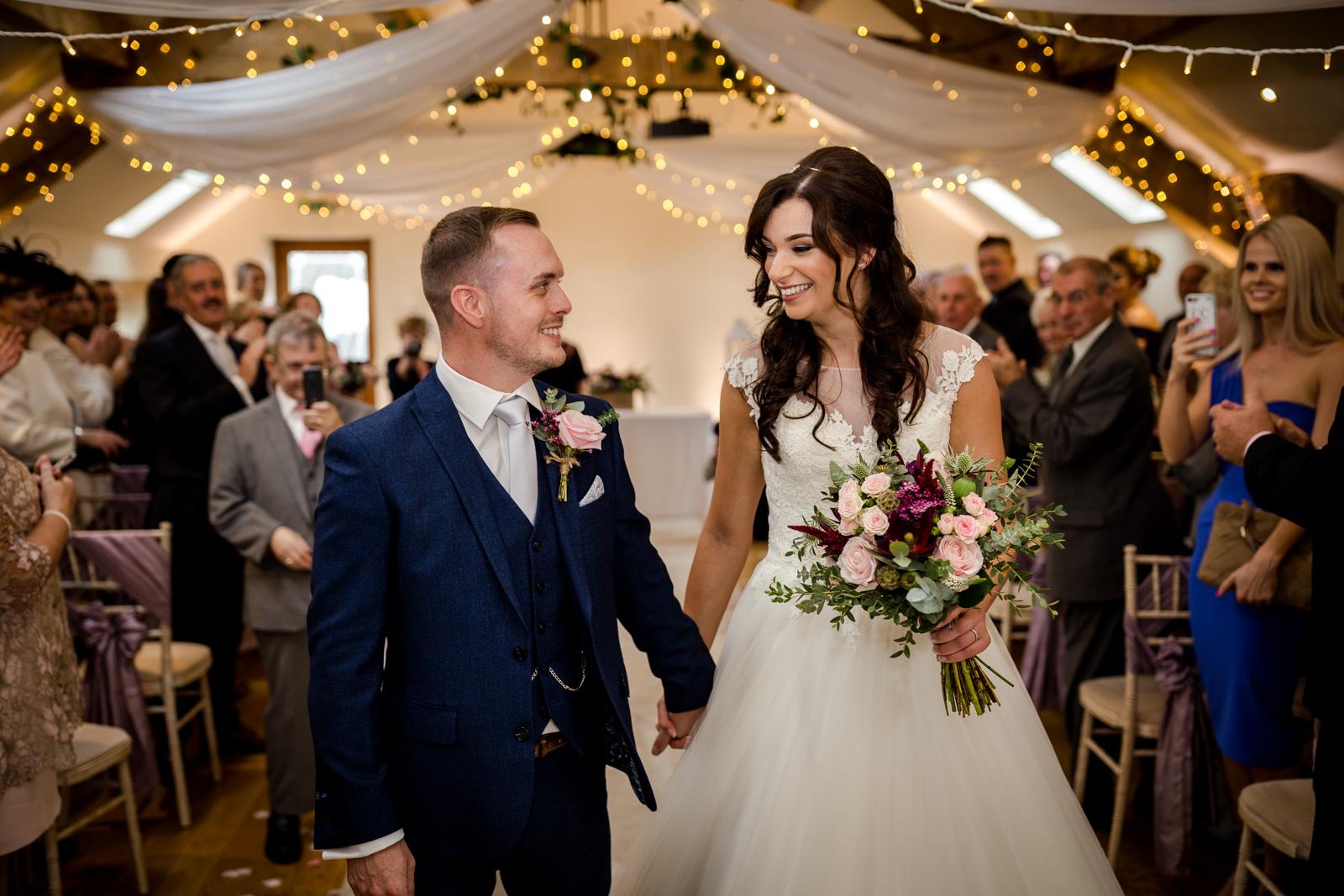 Beeston Manor Wedding Party
