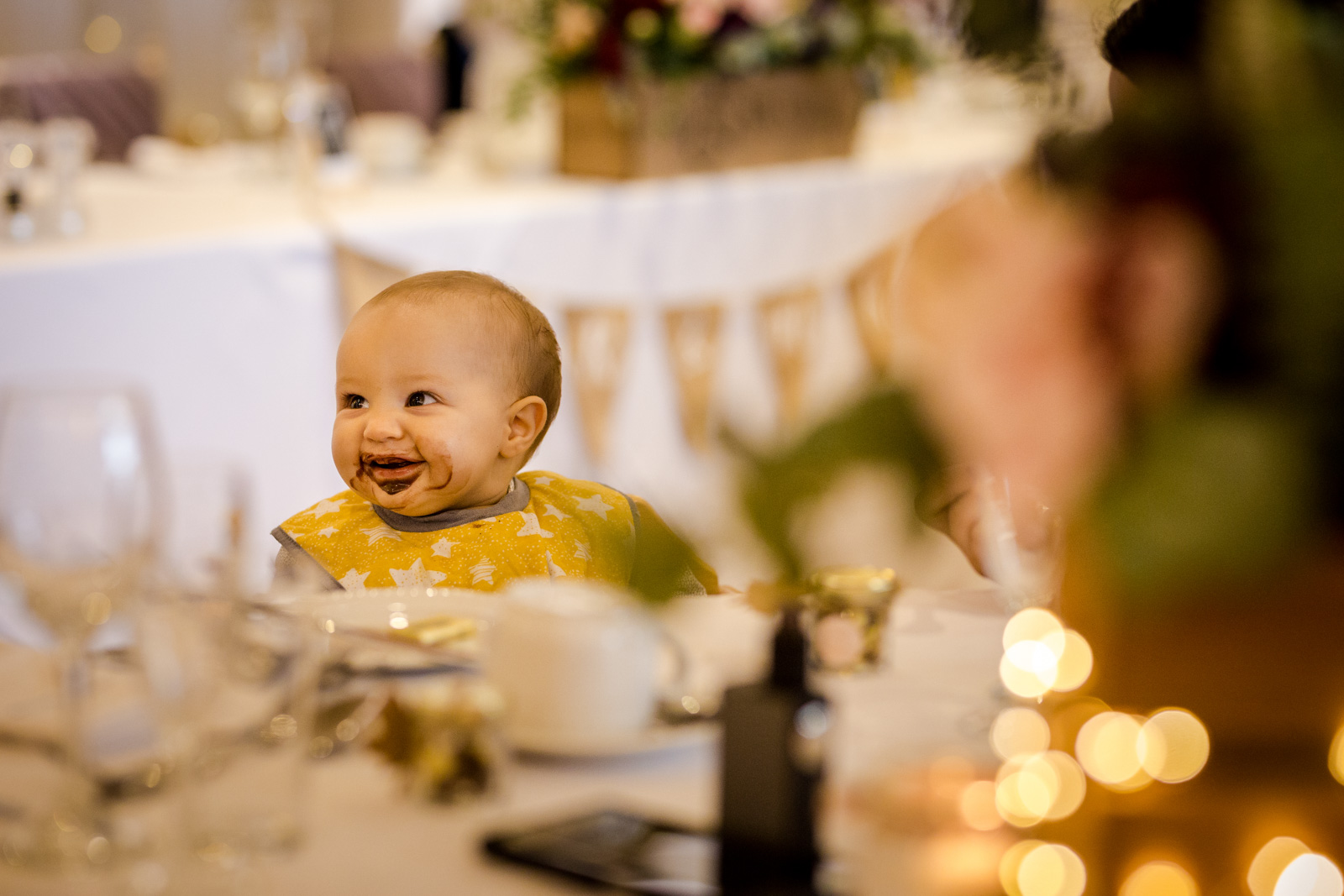 Beeston Manor Wedding Reception in Lancs