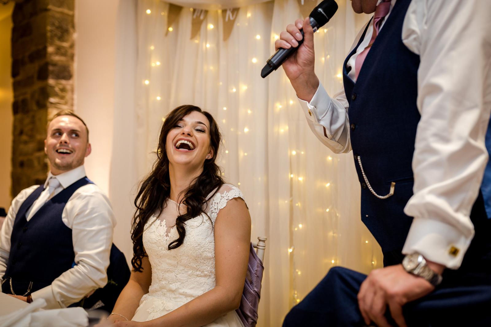 Beeston Manor Wedding Reception in Preston