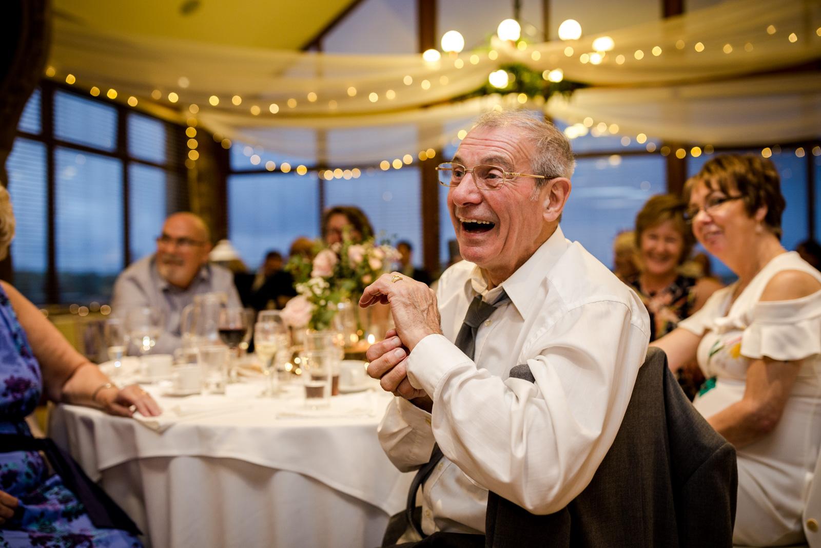 Dancing at a Beeston Manor Wedding