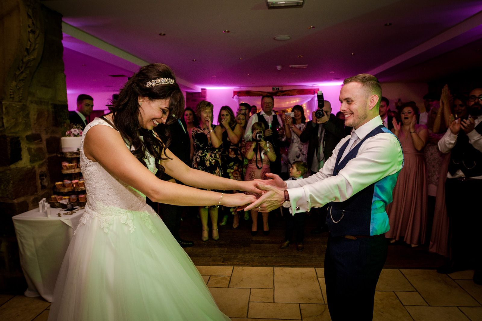 Beeston Manor Wedding Reception