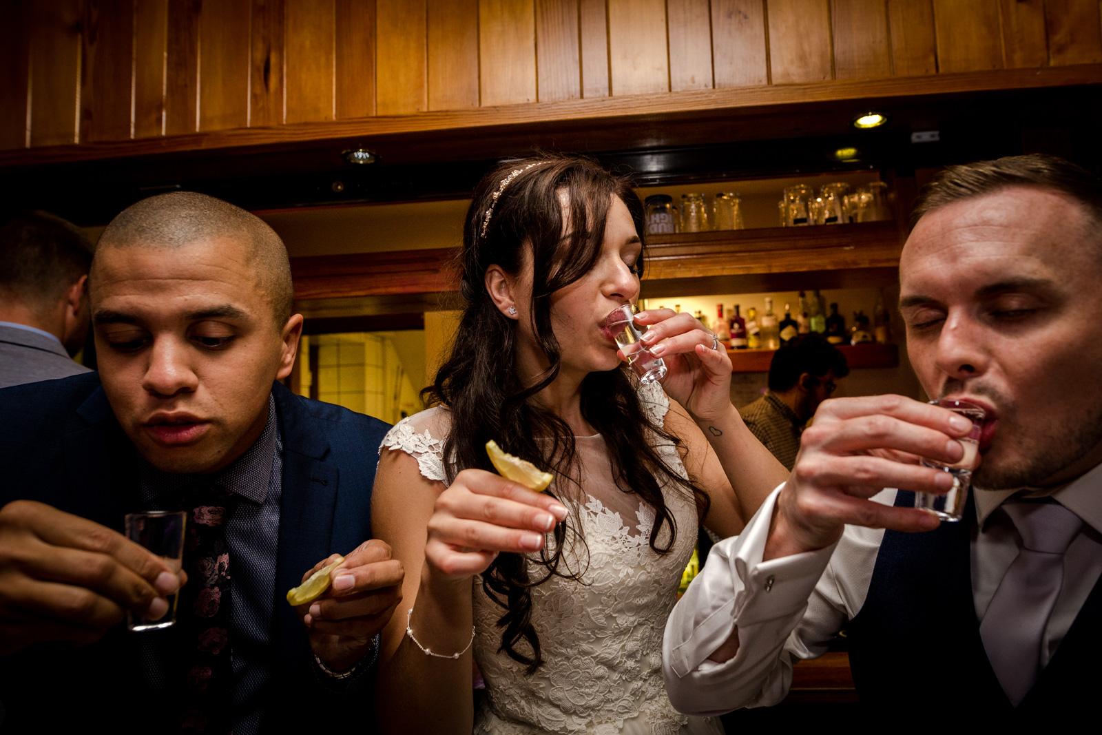 Beeston Manor Wedding Reception