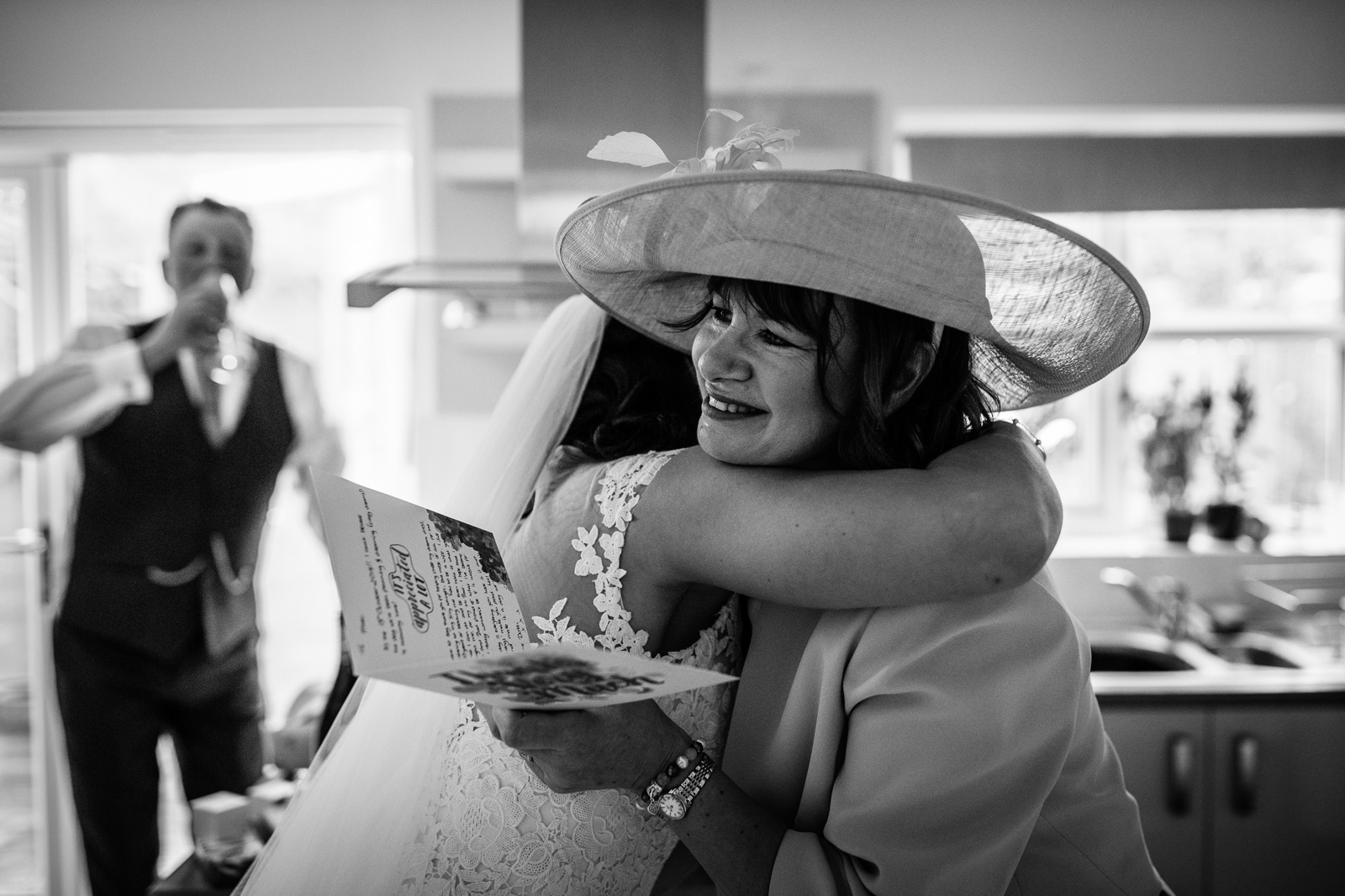 Mother of the bride at Beeston Manor