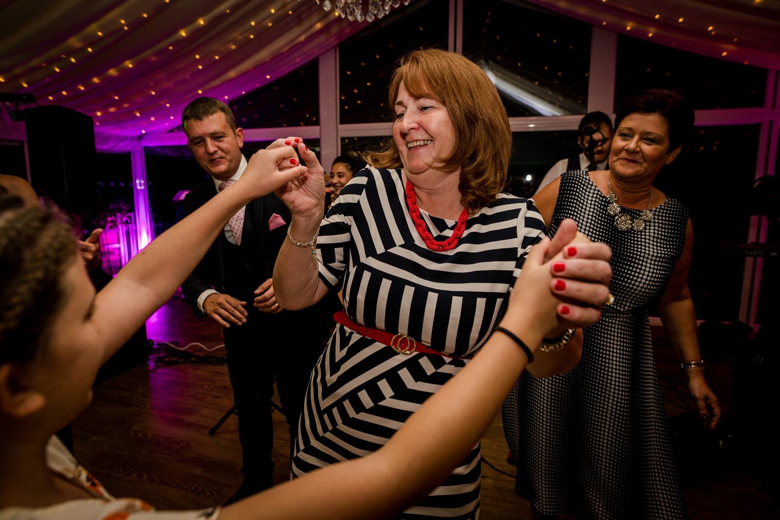 Capesthorne Hall Wedding