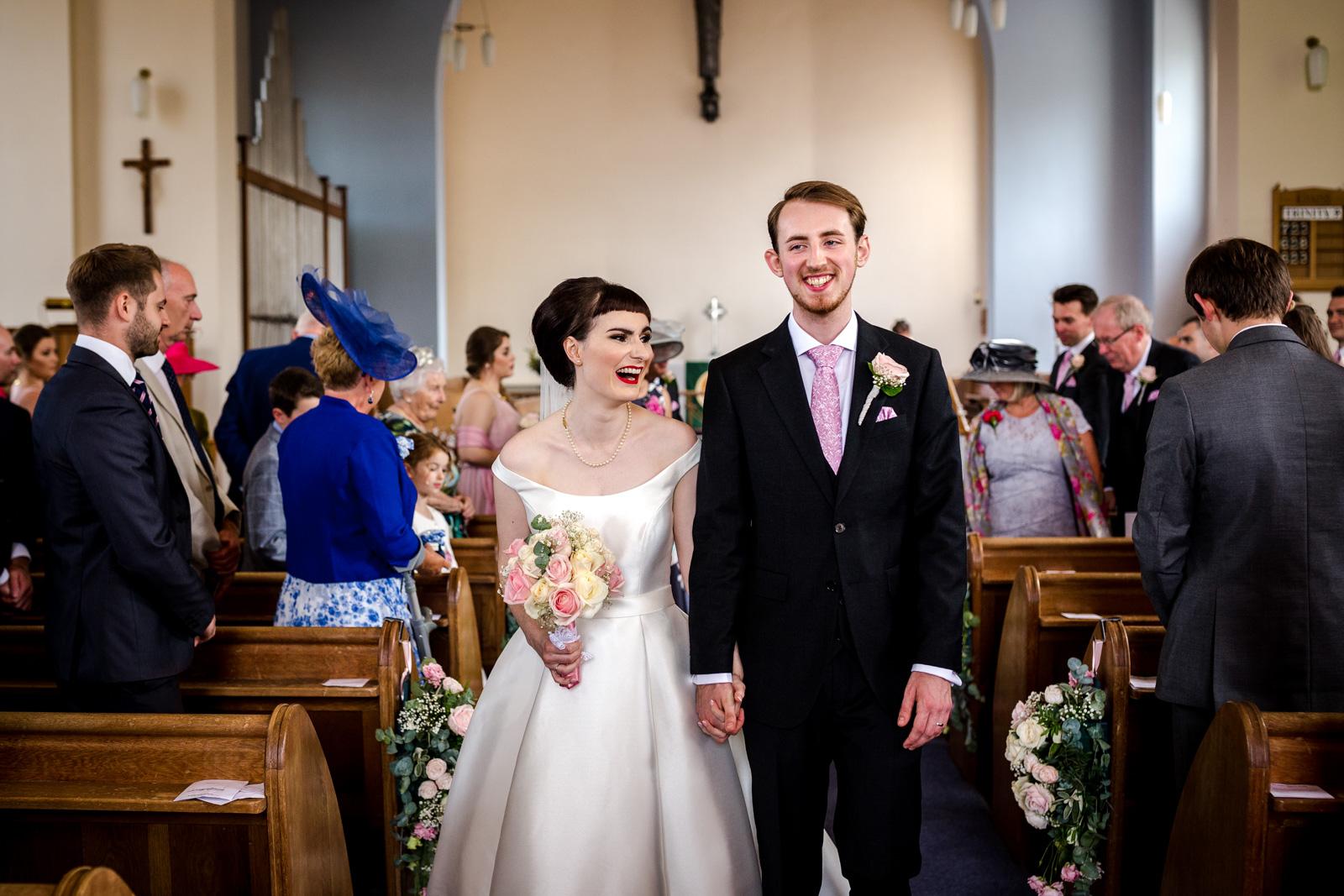 Fisherman's Retreat wedding in Lancashire