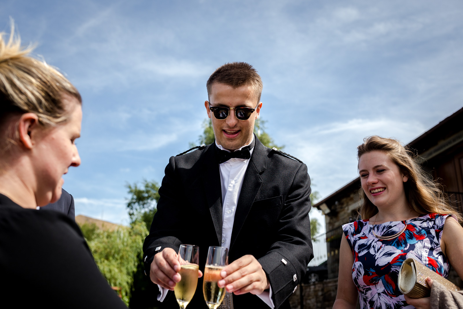 Fisherman's Retreat wedding
