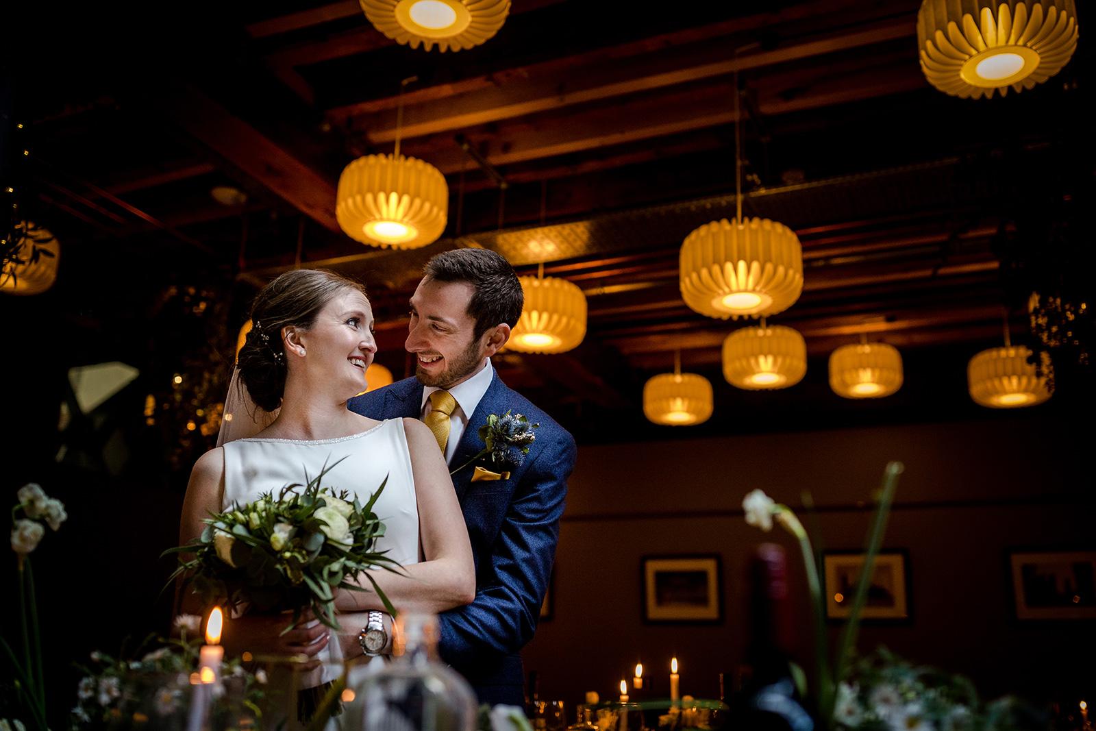 Leaf Manchester Wedding – Emma & Damian