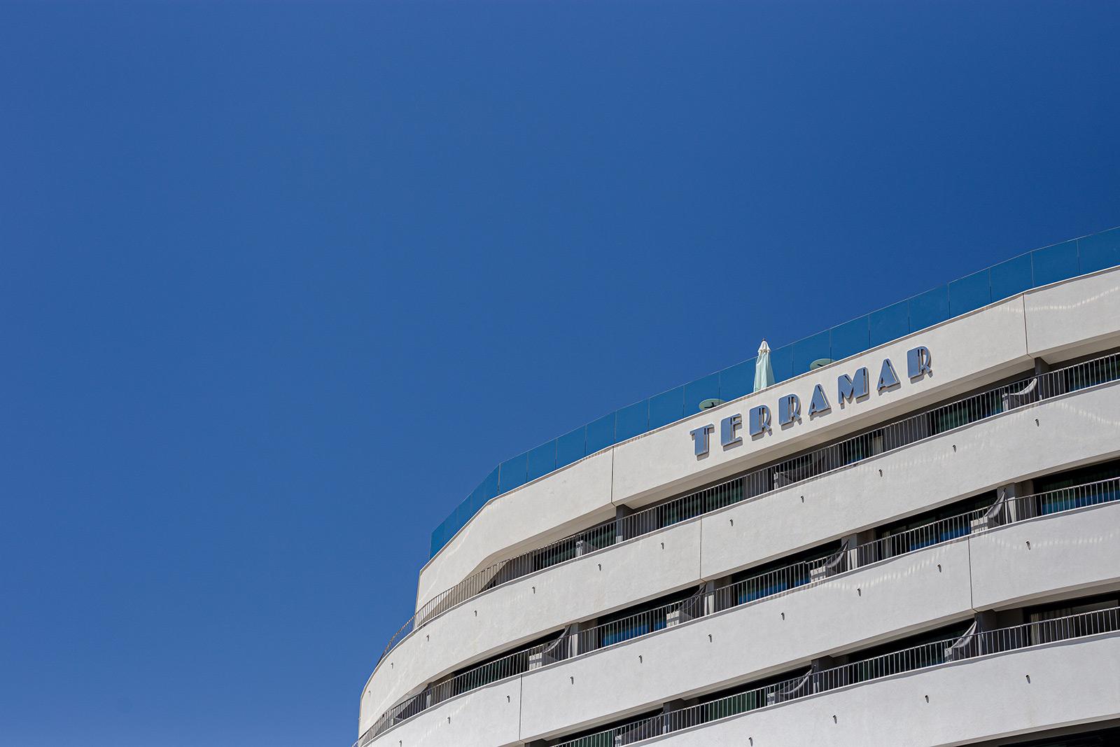 Terramar Hotel in Sitges