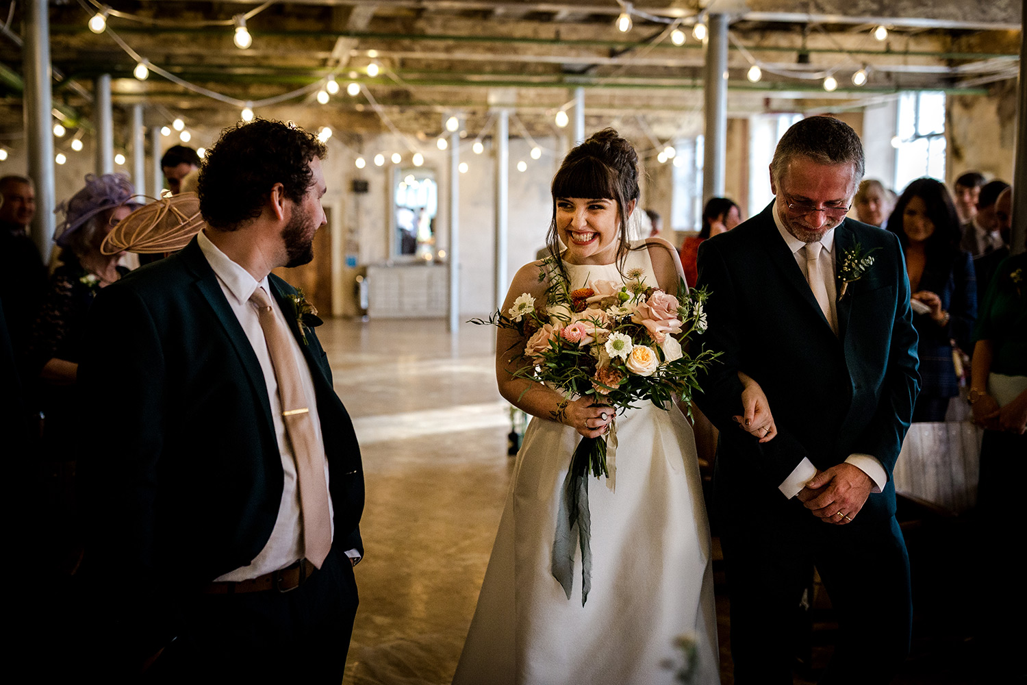 Holmes Mill Wedding Photography